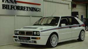 martini mint mint condition lancia delta hf integrale evoluzione martini 5
