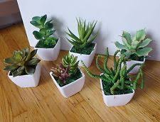 plants at home small artificial plants floral decor ebay
