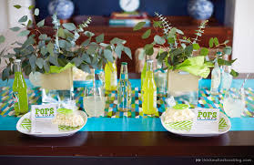 day table decorations diy s day tabletop to celebrate dads think make