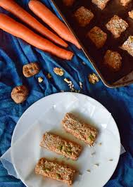 no bake carrot fig cake energy bars natural fitness diet
