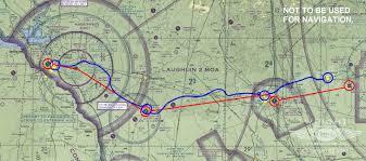 Uvalde Texas Map Vin Fiz Revisited