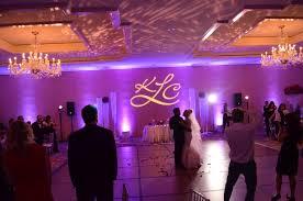 wedding backdrop monogram karma event lighting av lighting decor az weddingwire