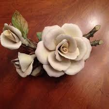 capodimonte roses best capodimonte porcelain white for sale in hoover