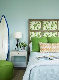 blue and gray surfboard art transitional boy u0027s room