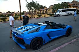 lamborghini aventador on the road lamborghini aventador sv roadster it s been seen on