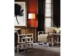 living room soho luxe metal chair