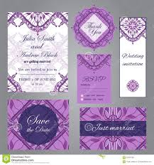 just married cards just married wedding invitation card design vector
