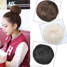 bun scrunchie womens donut hair bun synthetic scrunchie hair bun cover
