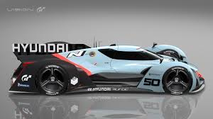 hyundai supercar here u0027s hyundai u0027s awesome 2025 race car concept