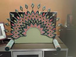 paper craft ganpati decoration