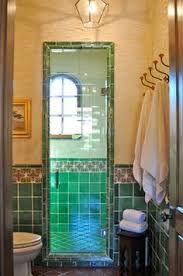 SpanishInspired Rooms Spanish Televisions And Mexicans - Spanish bathroom design