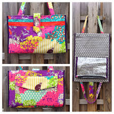 making bags with home decor weight fabrics