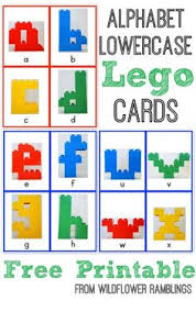 free printable lego challenge cards getting bored lego