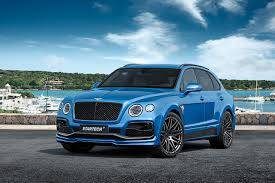 bentley blue photo bentley bentayga light blue sky auto