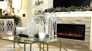 new christmas decor how to decorate your fireplace mantel