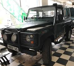 land rover defender 2017 land rover u2013 outback garage u2013 independent land rover specialists
