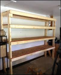 simple diy garage storage shelves garage storage galleries