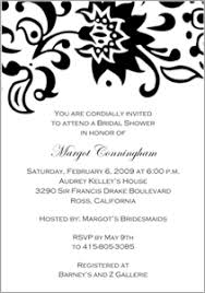 wedding shower invitations bridal shower invitations wording etiquette storkie