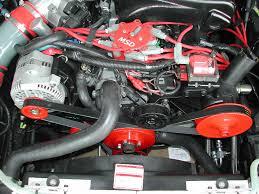 95 mustang gt underdrive pulleys 94 95 mustang alternator bracket tccoa forums