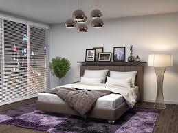 tapis chambre à coucher fonds d ecran aménagement d intérieur design chambre à coucher lit