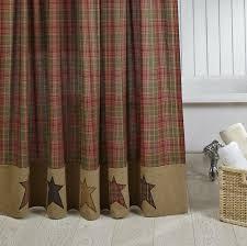 Country Shower Curtain Country Shower Curtains Stratton 72 X 72