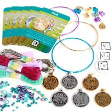 bracelet kit images Charmazing all wrapped up charm bracelet kit assorted styles jpg