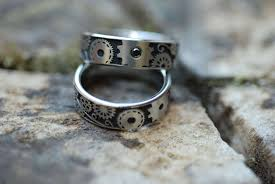 coloured titanium rings images Iain henderson designs picture gallery jpg