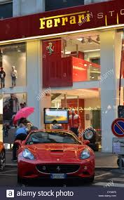 ferrari dealership near me red ferrari car window stock photos u0026 red ferrari car window stock