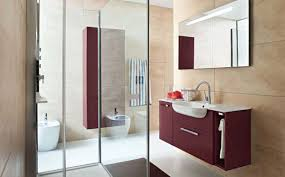 accessories appealing image of modern small bathroom decoration