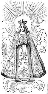 immaculate heart of mary coloring page coloring pages of jesus