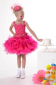 graduation dresses for kids hot pink cupcake girl pageant dresses 2017 toddler