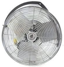 tpi industrial fan parts tpi industrial workstation fan u18 te 18 blade 1 8 hp wall