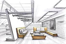 3d Sketches Interior