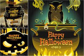 halloween vectors free halloween vector graphics art free download design ai eps
