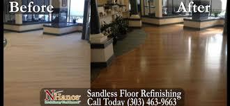 Wood Floor Refinishing Denver Co Nhance S Sandless Hardwood Floor Refinishing Denver