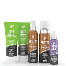 Mr International Tanning Lotion Physique Competition Kit Pro Tan