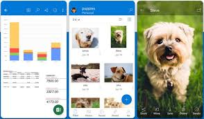 onedrive app for android onedrive app 5 1 brings new ui changes on android devices
