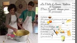 cote cuisine julie andrieu recettes recette le pastis d valérie et suzanne les carnets de