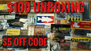 tackle warehouse black friday sale tackle warehouse 100 unboxing plus 5 off code youtube