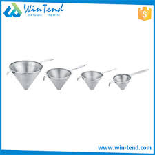 stainless steel mini separetory funnel cake fryer with handle
