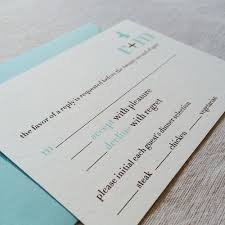 Invitation With Rsvp Card My Wedding Invitation Suite U2014 Songbird Paperie