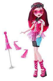 amazon com monster high day to night fashions draculaura doll