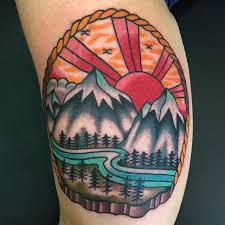 80 best mountain designs meanings for all ages
