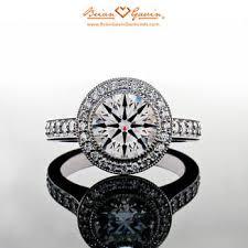 Halo Wedding Rings by Halo Engagement Rings Halo Diamond Ring Halo Wedding Rings