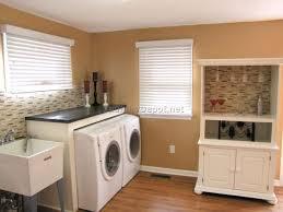 Bathroom With Laundry Room Ideas Laundry Room Compact Basement Bathroom Laundry Room Designs