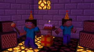 minecraft party minecraft birthday party