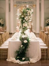 table garland wedding centerpiece photography altmix