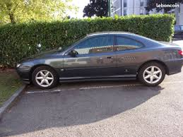 peugeot 406 coupe black used peugeot 406 coupe v6 your second hand cars ads