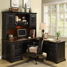 L Shaped Desk Hutch by Office L Shaped Desk With Hutch Home Office Bush Office Connect