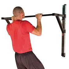 Adjustable Chin Up Bar Power Systems